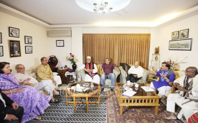 """এবার বি,চৌধুরী ,আসম রব , কাদের সিদ্দিকিদের """"নতুন জোট"""""""